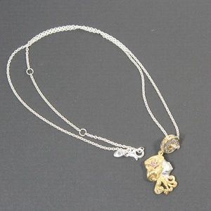 Jewelry - Flower Girl Sterling Silver Necklace
